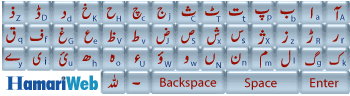Hamariweb Urdu Keyboard