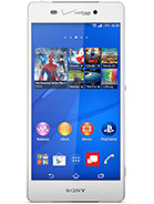 Sony Xperia Z3v Price in Pakistan