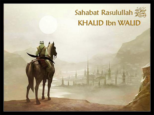 Hazrat Khalid Bin Waleed - The Sword of Allah - Religion