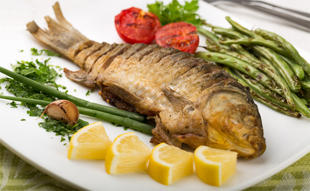 Health benefits of fish for Best type of fish to eat