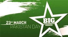 Pakistan Day Sale 2018: Discount Deals
