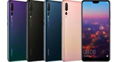 Huawei Sold More Than Six Million P20 Series Smartphones