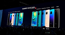 Huawei Mate 20, Mate 20 Pro, Mate 20X, Watch GT Launched in London