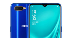 Oppo R15x Featuring In-Display Fingerprint Sensor, Dual Rear Cameras Launched
