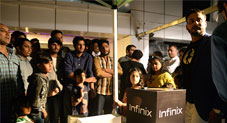 INFINIX TAKES THE CONCEPT OF COMPANY-CUSTOMER RELATIONS TO A NEW HEIGHT WITH INFINIX CITY CLUB!