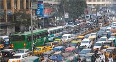 ٹریفک جام کی صورت میں کتنا اضافی پیٹرول خرچ ہوتا ہے؟