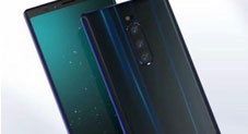 Leaked Device Sony Xperia XZ4 in New Render Appears Spectacular