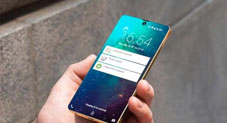 Three Galaxy A-Series Phones with In-Display Scanners in the Making