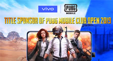 Vivo Becomes the Title Sponsor of PUBG MOBILE Club Open 2019