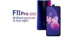 The F11 Pro to Hit Pakistani Market Soon with Kickass Low-light Photography
