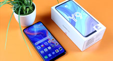 Huawei Y9s Unboxing and First Impressions