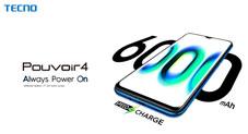 ٹیکنو موبائل کی جانب سے شاندار گیمنگ اسمارٹ فون Pouvior 4 پاکستان میں لانچ