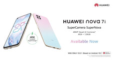 HUAWEI Nova 7i Goes on Sale Nationwide After Completing Pre-orders Superfast