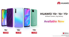 HUAWEI Y6p and HUAWEI Y8p are ready to Rock the Stage