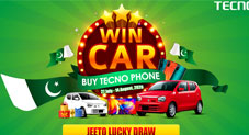 Win Exciting Gifts & Discount Offers by TECNO Independence Day Campaign