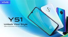 ویوو نے پاکستان میں Y51 سمارٹ فون متعارف کروا دیا