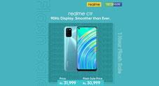 realme launched the most Tech Trend setting model of C series line-up realme C17
