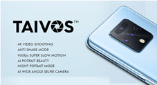 Tecno's Ambassador Mehwish Hayat Brings The New Photography Phone Camon 16