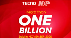 Tecno And M&P Celebrate 1 Billion Sales Record