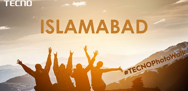 #TECNOPhotoWalk captures the magnificence of Islamabad through the lens of Camon 16