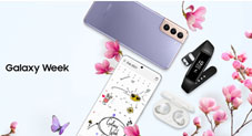 "Samsung's ""Galaxy Week""offers amazing bundles on their online shop"