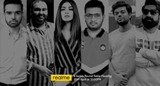 Join the First-ever Influencer Roundtable to Catch a Sneak Peek of realme 8 Series' Dazzling Design