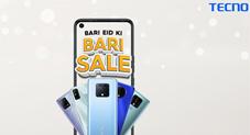 "TECNO brings massive discounts for fans with ""Bari Eid ki Bari Sale"" Offer"