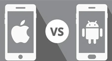 Android vs iOS: The never-ending battle