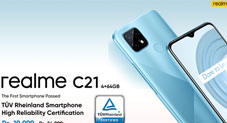 realme C21 – The Most Reliable Entry-Level Smartphone