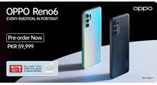 OPPO Announces the AI Portrait Expert - Reno6Series,delivering a Superior Portrait Shooting Experience