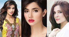 """پاکستان کی خوبصورت اداکارائیں اور ان کی """" حقیقی """" عمر"""