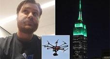 دنیا کے چند عجیب و غریب ڈرون حادثات