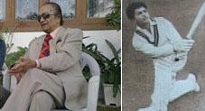 ہماری ویب کے چند لمحات لٹل ماسٹر حنیف محمد کے ساتھ