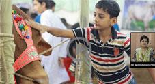 بچوں کو جانوروں سے ہونے والی الرجی اور احتیاطی تدابیر