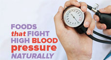 Foods That Fight High Blood Pressure
