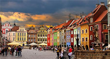 Most Colorful Places in The World
