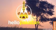 """ ہیلو پاکستان "" Moto Z کے ساتھ"