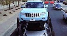 ٹریفک جام سے نجات دلانے والی گاڑی تیار