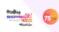Your Guide to Get the Most Out of Yayvo Shopping Day (19th to 22nd May)