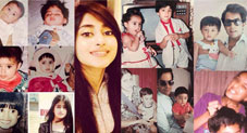 Adorable Childhood Pictures Of Celebrities