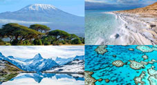Some Places to Visit Before They're Lost to Climate Change