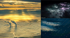 Pilots reveal stunning photographs they've taken from the flight deck