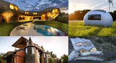 Are these the world's weirdest-looking homes?