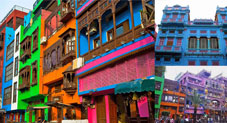 Most Vibrant and Colorful Buildings in Pakistan