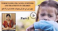 ٹی بی کی خطرناک اقسام٬ وجوہات٬ علامات اور علاج