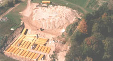 Man Buries 42 School Busses to Build the Largest Private Doomsday Bunker in North America