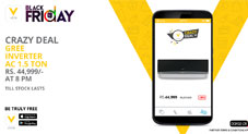 A step by step guide to avail crazy discounts through VEON on VEON Black Friday