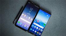 Samsung Galaxy Note 8 vs. Huawei Mate 10 Pro