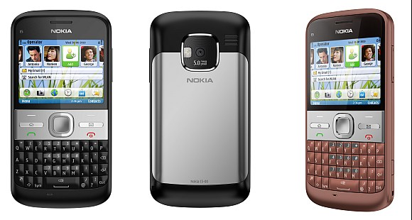 Nokia E5 Price in Pakistan - Full Specifications & Reviews