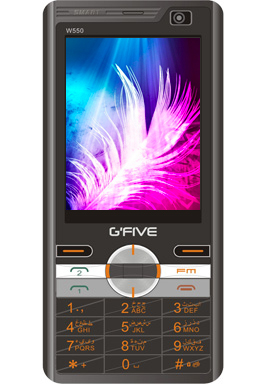 gfive w550 pc suite